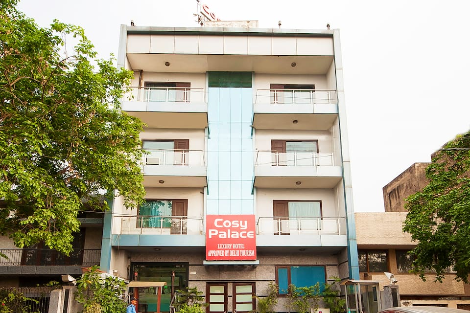 Hotel Cosy Palace, South Delhi, Hotel Cosy Palace