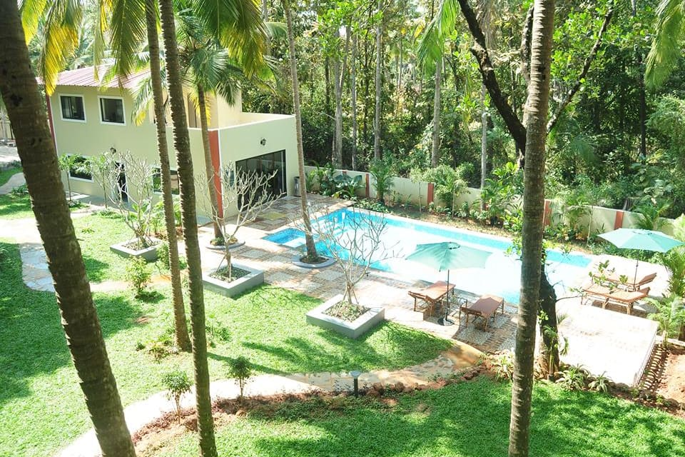 Inn Goa Holiday Homes - Palolem, Palolem, Inn Goa Holiday Homes - Palolem