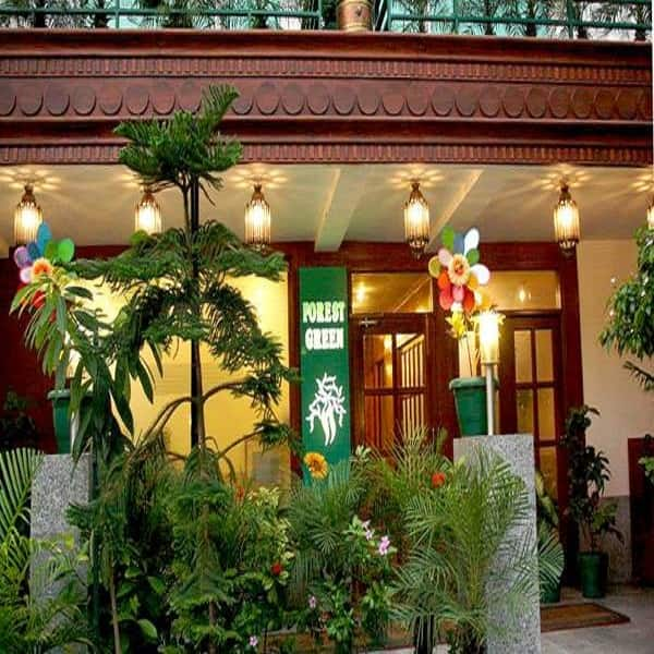 Hotel Forest Green, Sri Fort Road, Hotel Forest Green