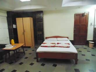 Double Bed Non AC Room - Room only