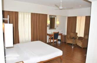 Deluxe Double Room Only