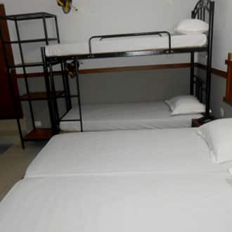 Premium A/c Four Bedded Room Room Only