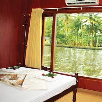 Cosy Houseboats, Finishing point, Cosy Houseboats