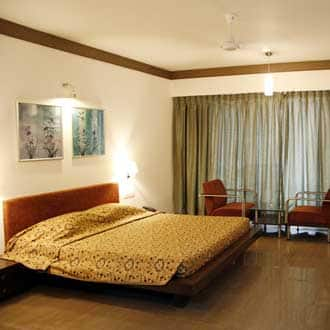 Deluxe Double Room AP