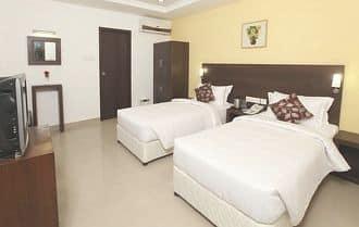 Bluivy Serviced Apartments Anna Nagar