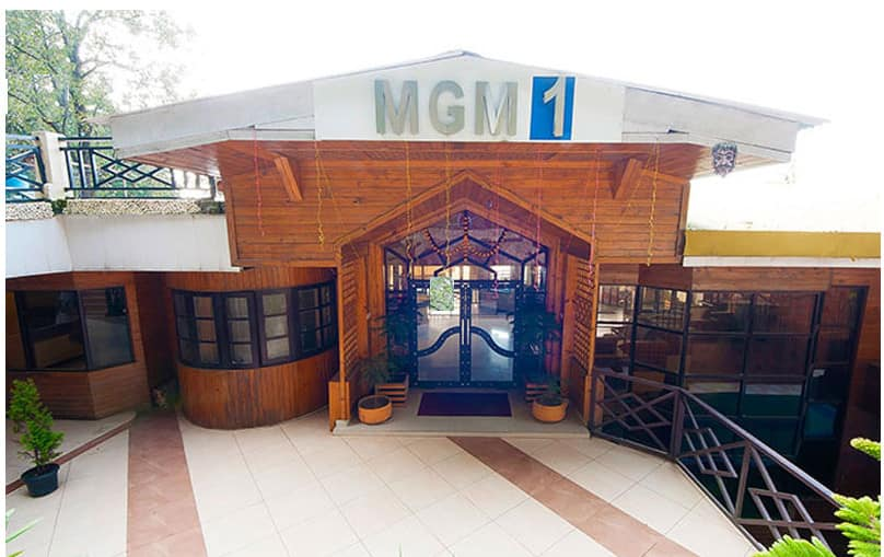 Hotel MGM 1, The Mall, Hotel MGM 1