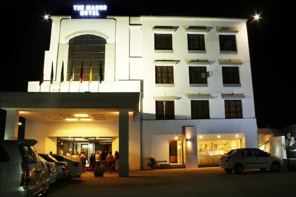 The Manor Hotel, Kranti Chowk, The Manor Hotel