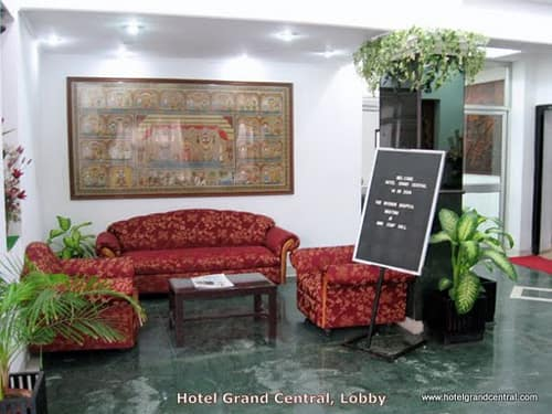 Hotel Grand Central, Old Station Bazar, Hotel Grand Central