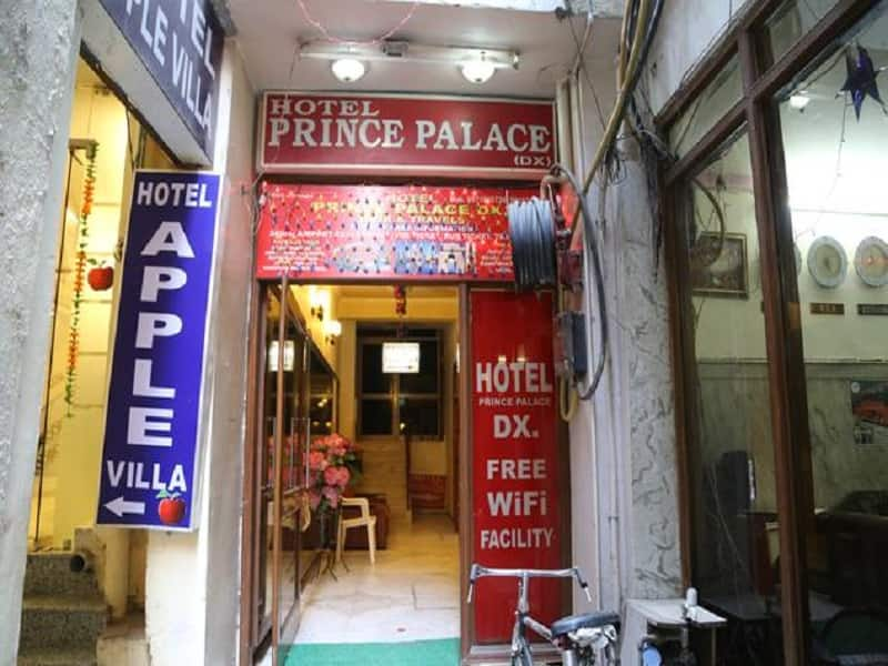 Hotel Prince Palace Dx, Paharganj, Hotel Prince Palace (The Green)
