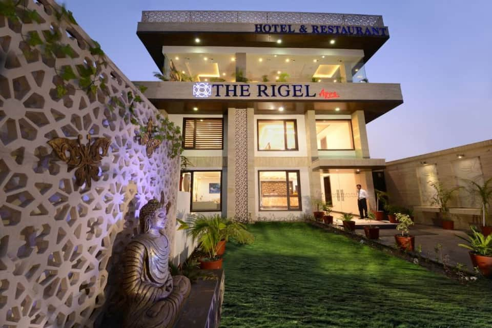 The Rigel, Shamsabad Road, Treebo Rigel Inn