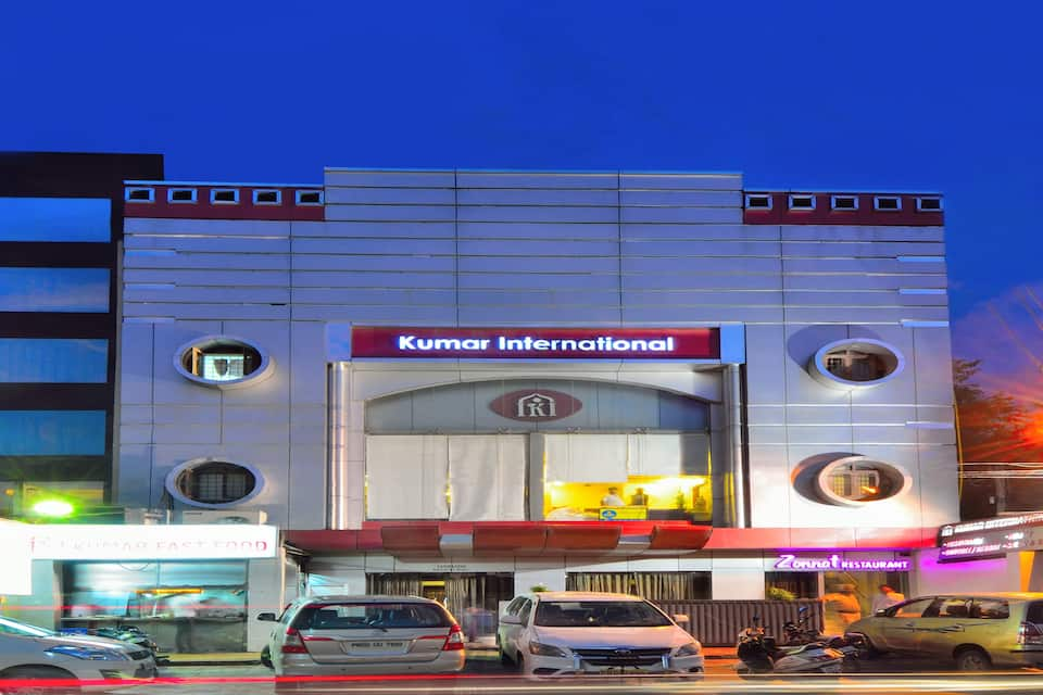 Hotel Kumar International, Albert Road, Hotel Kumar International