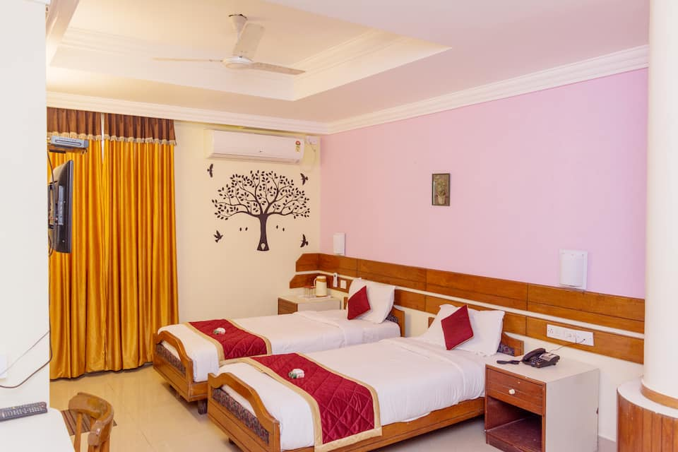 Maya International, Church Road, Zingo Hotel MG Road