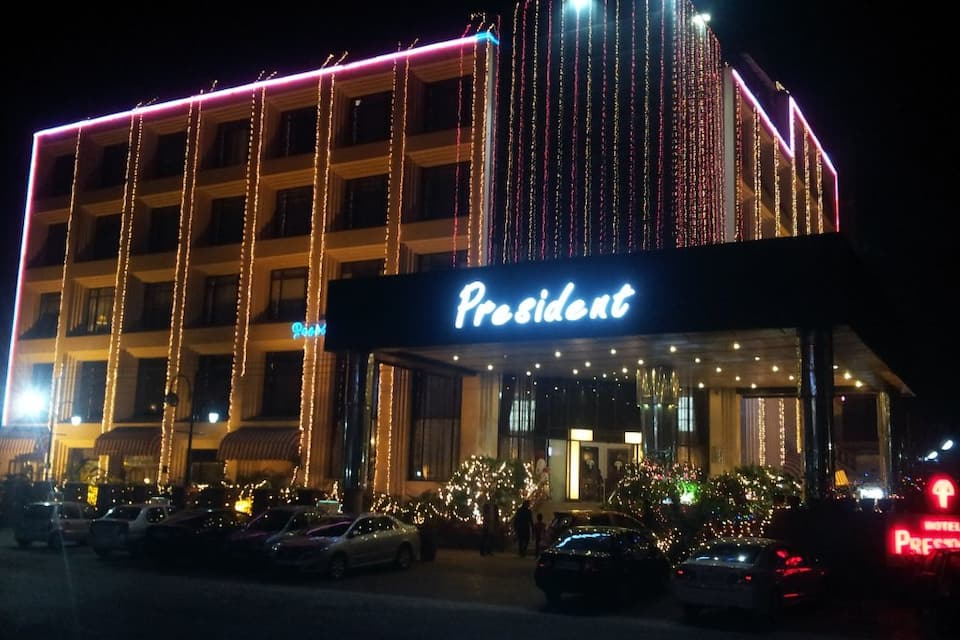 Hotel President, Police Lines Road, Hotel President