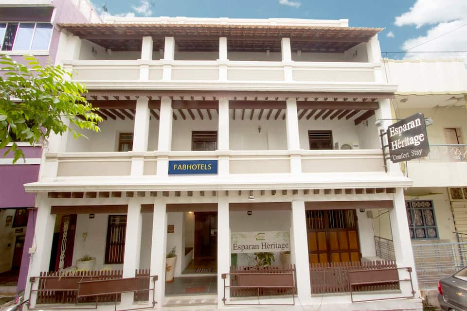 FabHotel Esparan Pondicherry