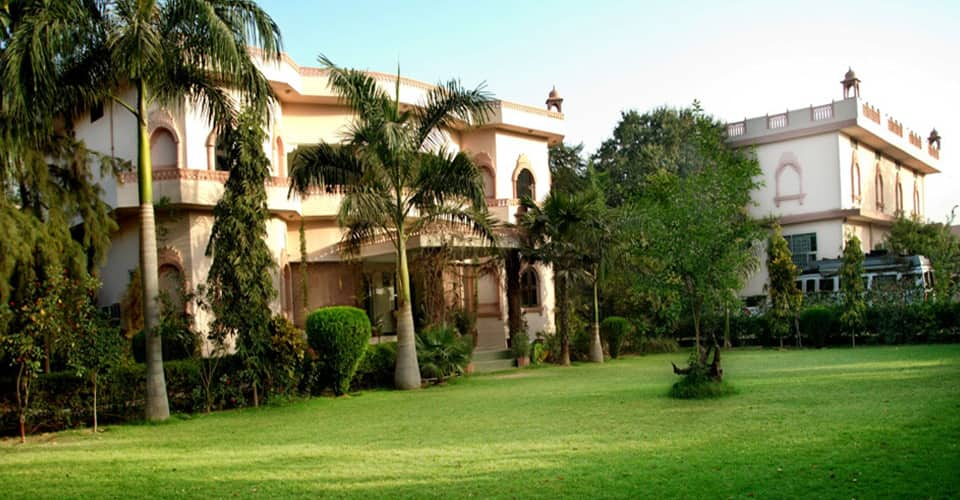 Raj Palace Resort, Near Ranthambore National Park, Raj Palace Resort