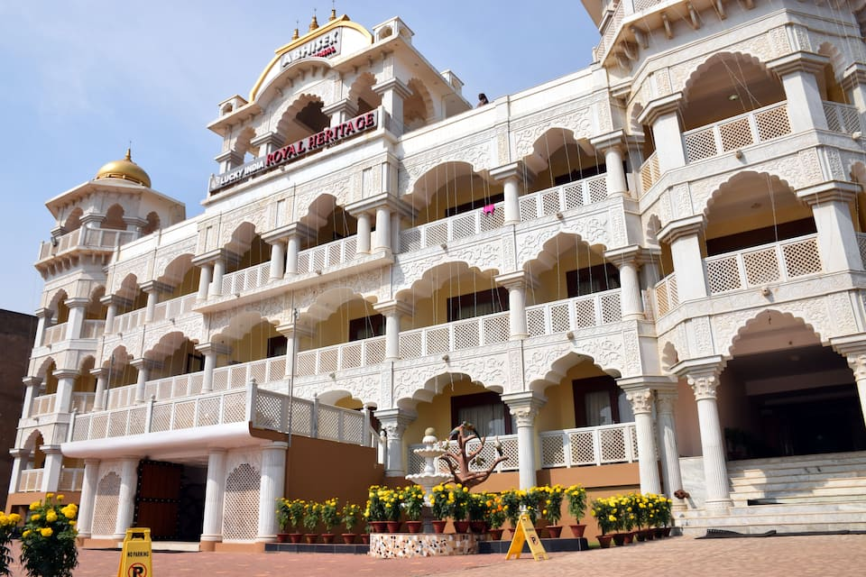 Lucky India Royal Heritage Hotel, Swargadwar, Lucky India Royal Heritage Hotel