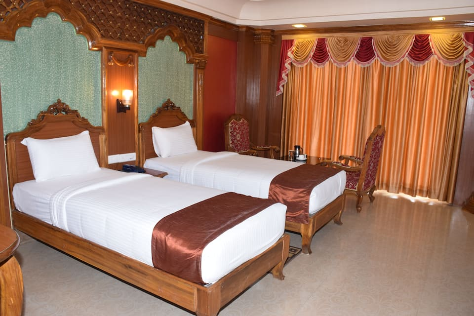 Deluxe Room - Accommodation Only (Garden Facing)