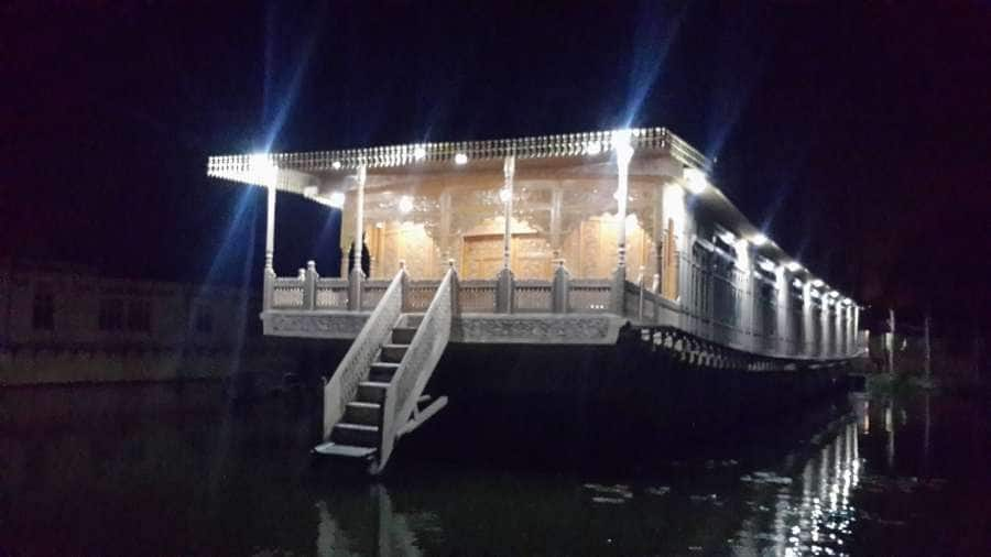 Marco Polo House Boats, Dal Lake, Marco Polo House Boats