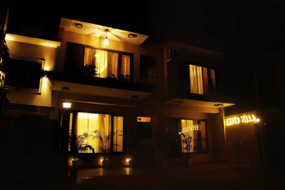 Cotts Villa, Vasant Kunj, Cotts Villa