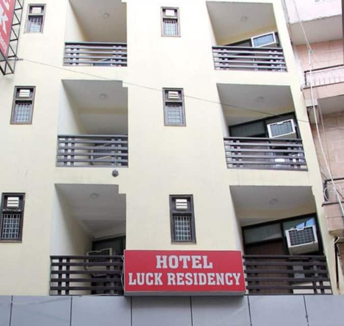Hotel Luck Residency, Airport Zone, Hotel Luck Residency