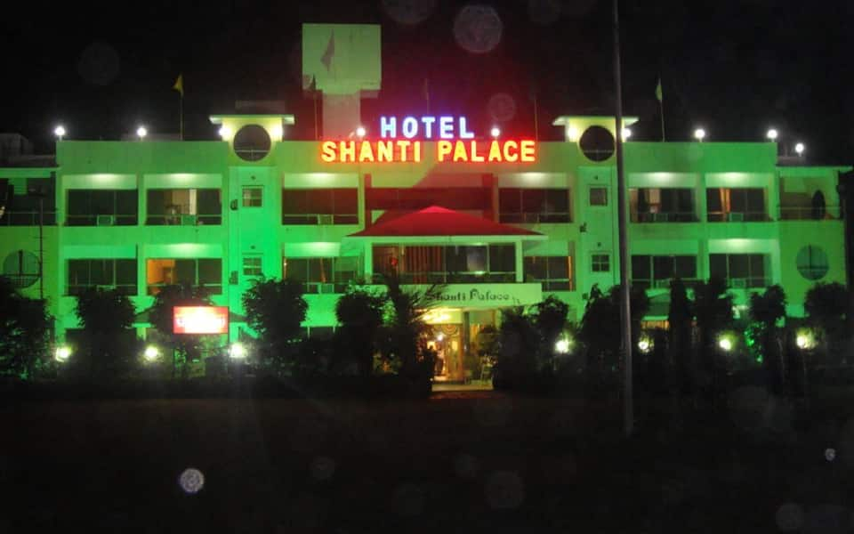 Shanti Palace Hotel and Resort, Nanakheda Bus Stand, Shanti Palace Hotel and Resort