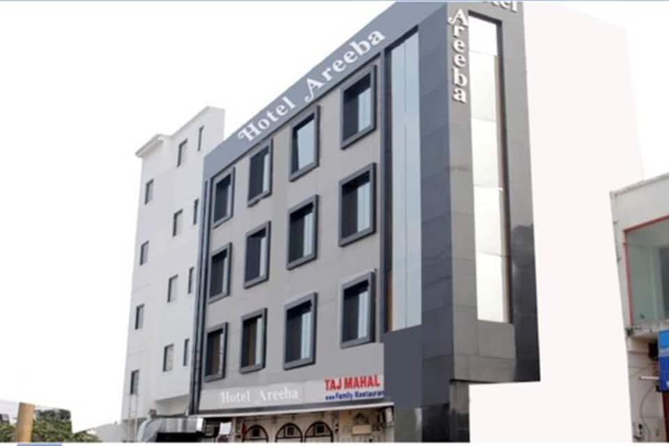 Navya Mansion Areeba, Fatehabad Road, Hotel Areeba
