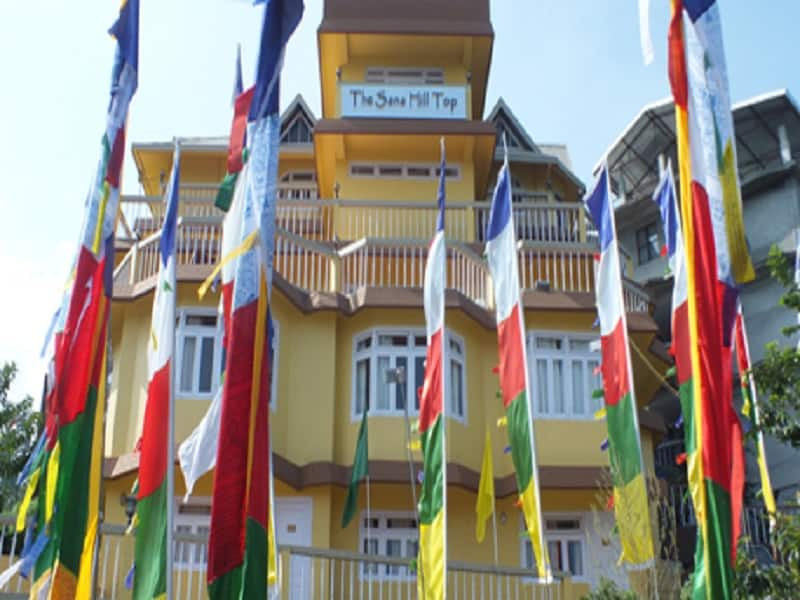 The Sana Hill Top, Kalimpong, Upper Cart Road, The Sana Hill Top, Kalimpong