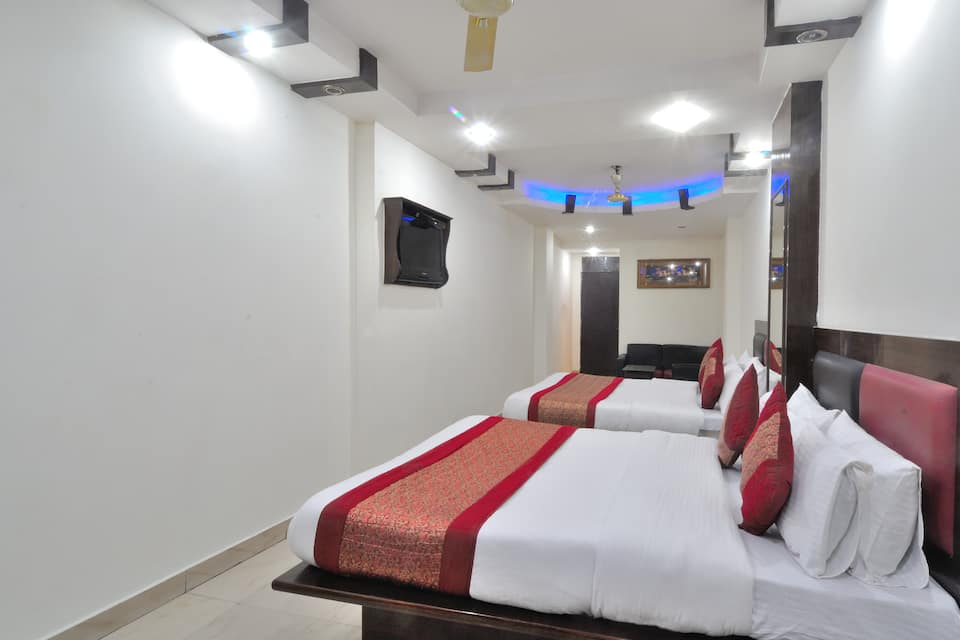 Hotel Konark DX @ New Delhi Railway Station, Paharganj, Hotel Konark DX @ New Delhi Railway Station