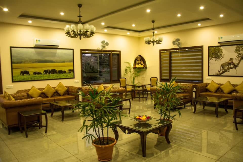 Corbett The Baagh Spa and Resort, Ramnagar, Corbett The Baagh Spa and Resort