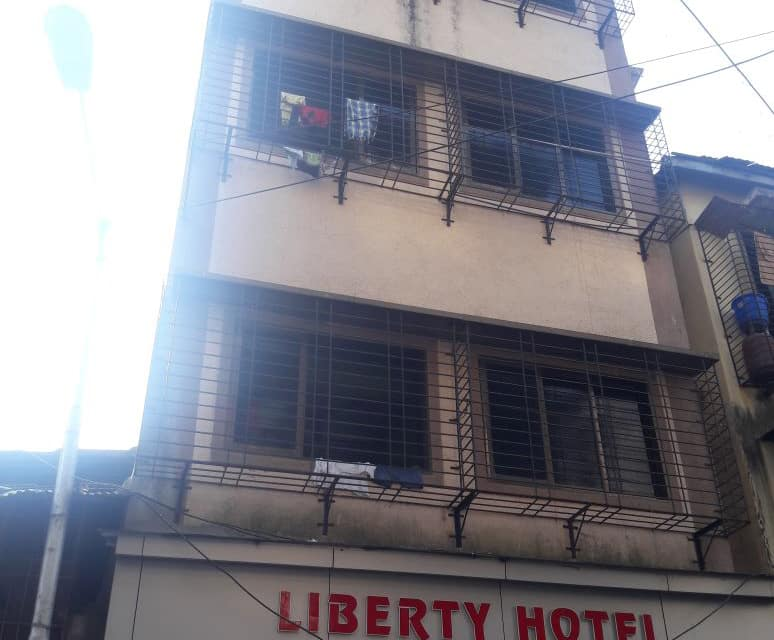 Hotel Liberty, Churchgate, Hotel Liberty