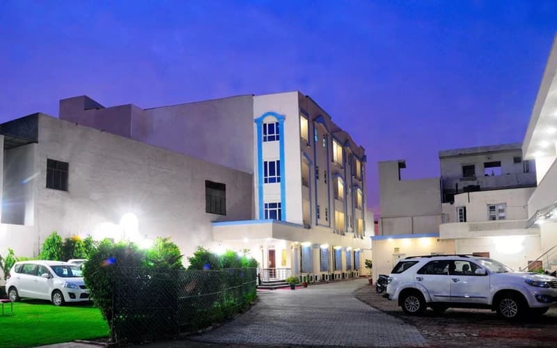 Maharaja Residency, Near Railway Road, Maharaja Residency