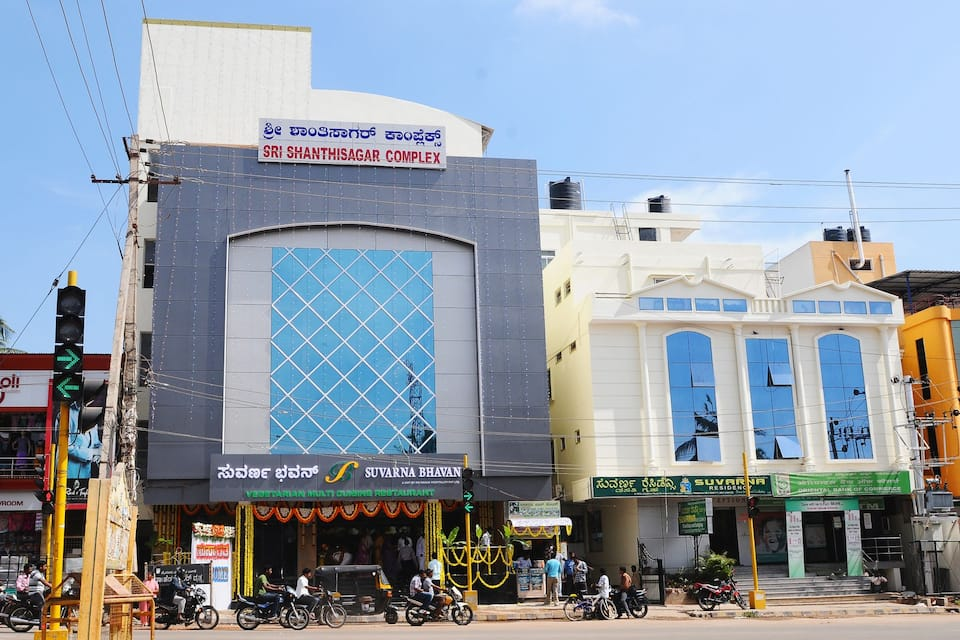 Suvarna Residency, Kuvempunagar, Suvarna Residency