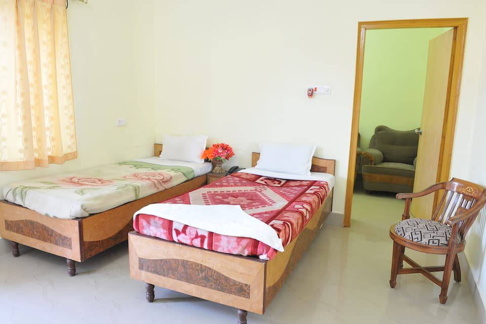 Non AC Standard Twin Bed Room Only