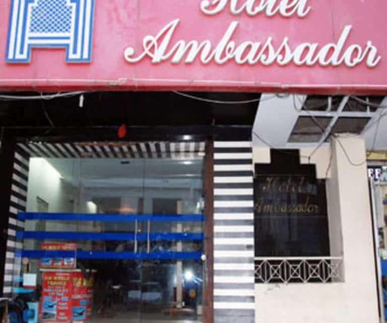 Hotel Ambassador, Secunderabad, Hotel Ambassador