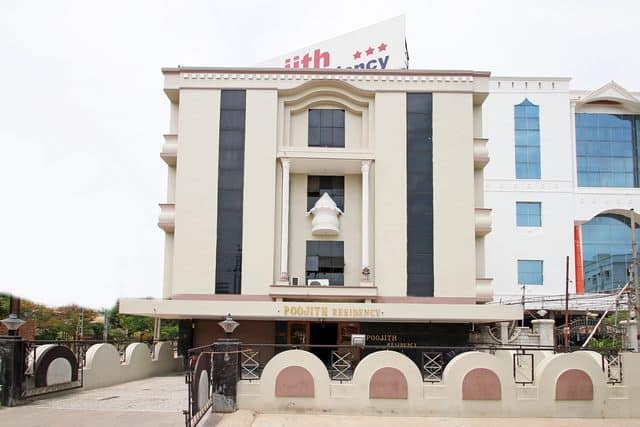 Poojith Residency, Old Tiruchanoor Road, Poojith Residency