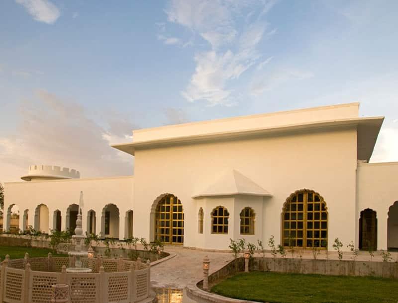 Udai Vilas Palace, Shekhawati, Udai Vilas Palace