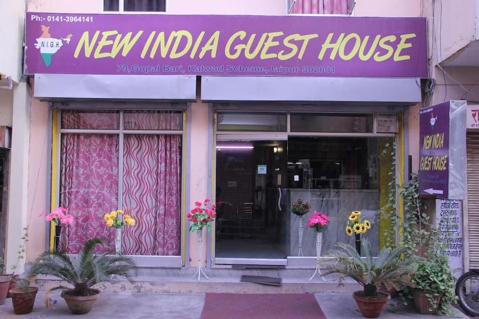 New India Guest House, Jaipur Railway Station, New India Guest House