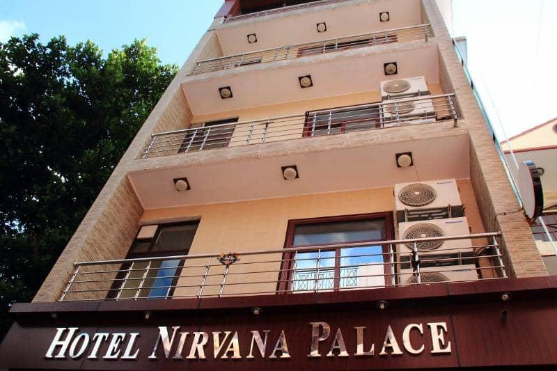 Hotel Nirvana Palace, Swargashram, Hotel Nirvana Palace