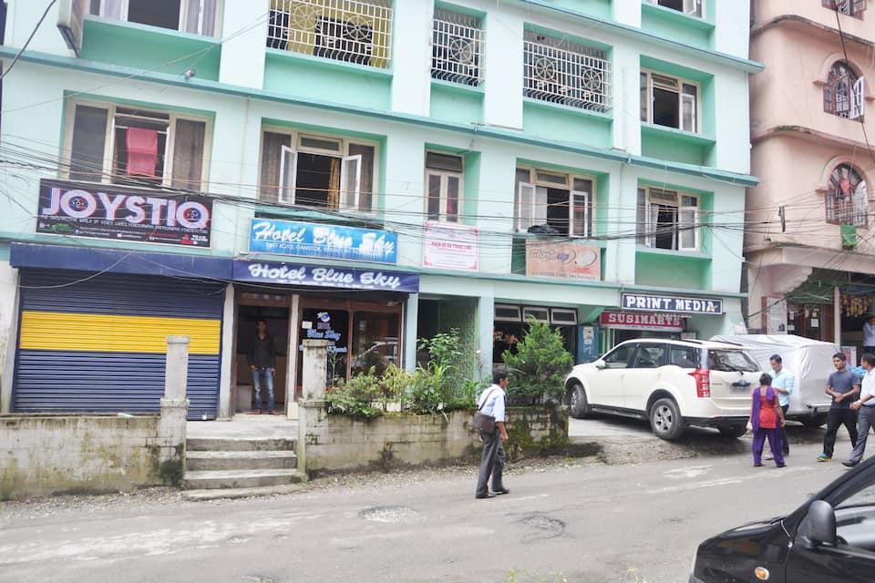 Hotel Blue Sky, Tibet Road, Hotel Blue Sky