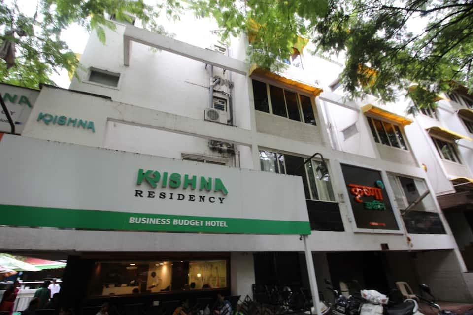Krishna Residency, Deccan Gymkhana, Krishna Residency