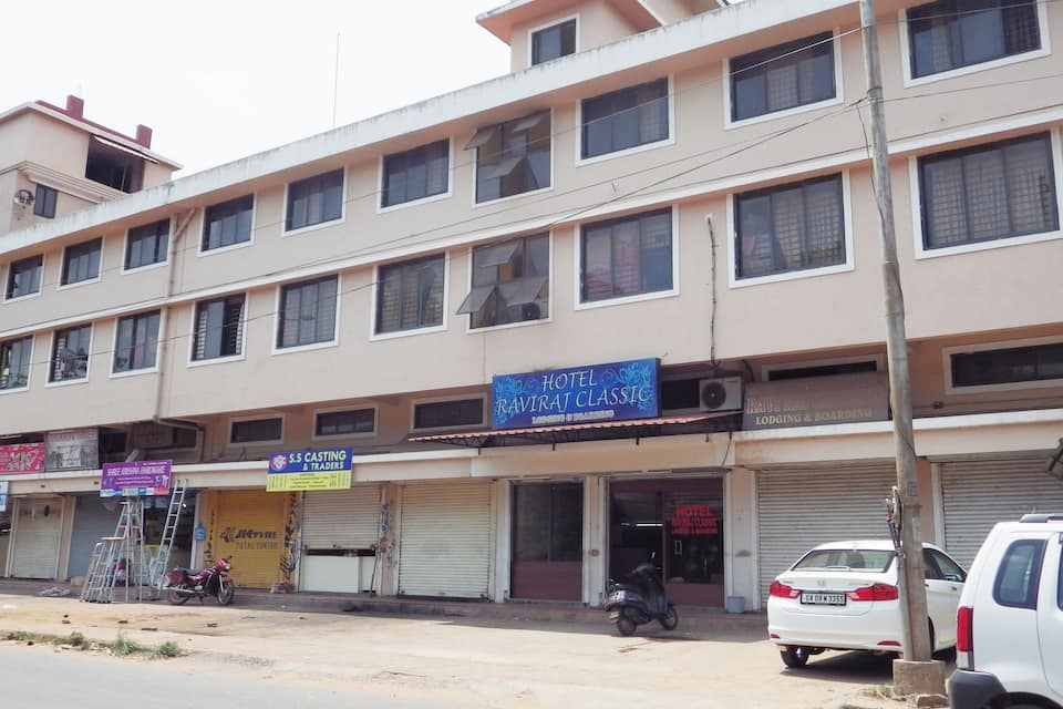 Hotel Raviraj Classic, Margao, Hotel Raviraj Classic