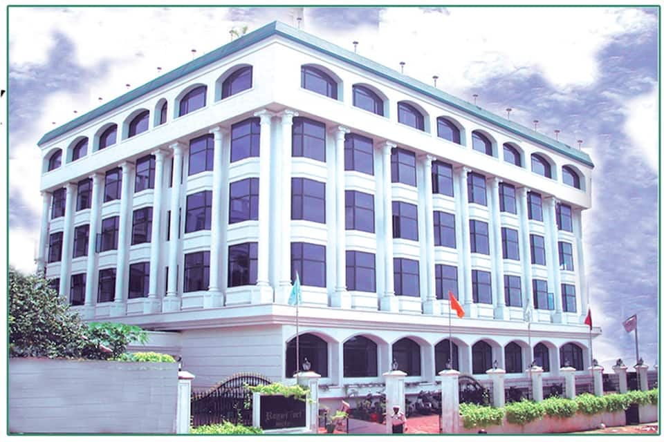 Royal Fort Hotel, Asilmetta, Royal Fort Hotel