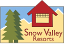 Snow Valley Resorts, Log Hut, Snow Valley Resorts