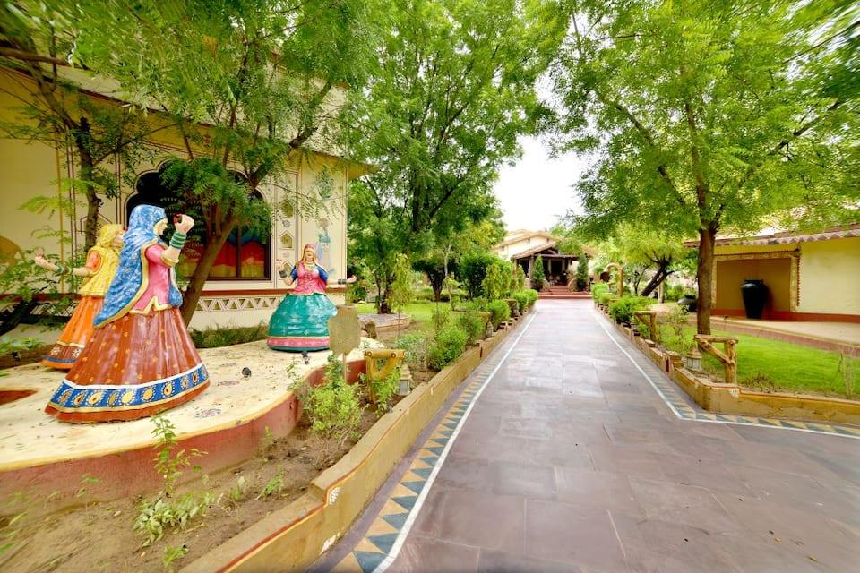 Chokhi Dhani - Ethnic Village Resort, Tonk Road, Chokhi Dhani - Ethnic Village Resort