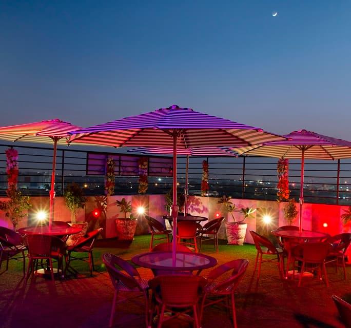 Hotel Park Ocean, Sikar Road, Hotel Park Ocean