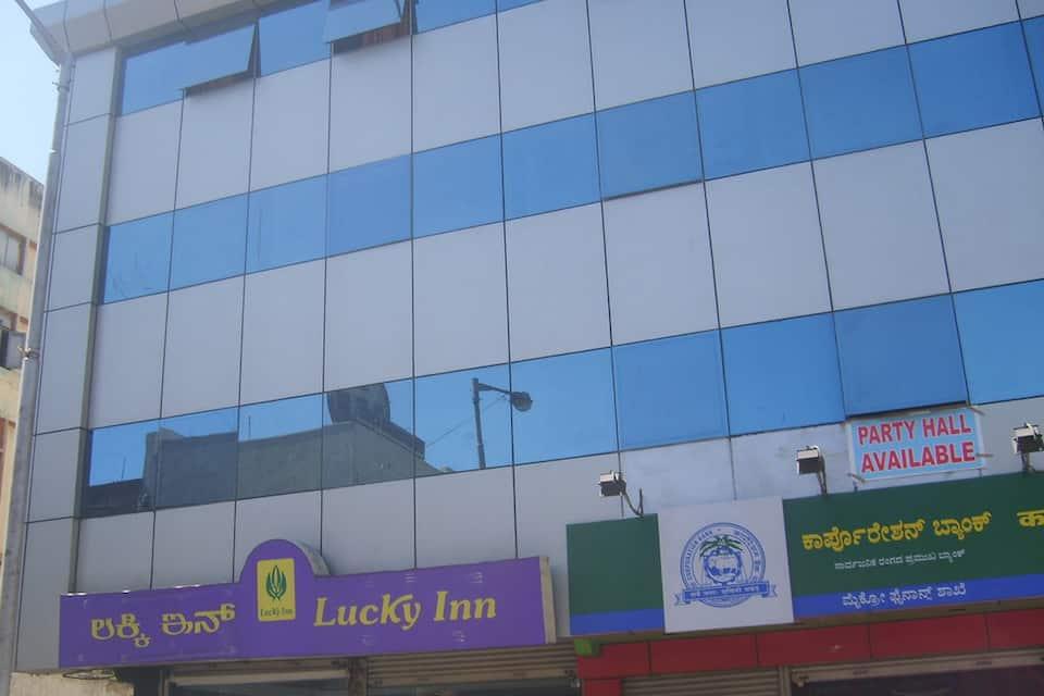 Hotel Lucky Inn, Cottonpet Main Road, Hotel Lucky Inn