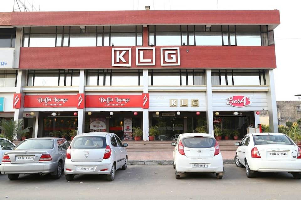 Hotel KLG, Sector 43 B, Hotel KLG International
