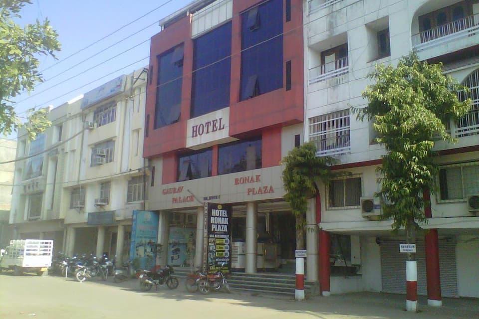 Hotel Ronak Plaza, MP Nagar, Hotel Ronak Plaza