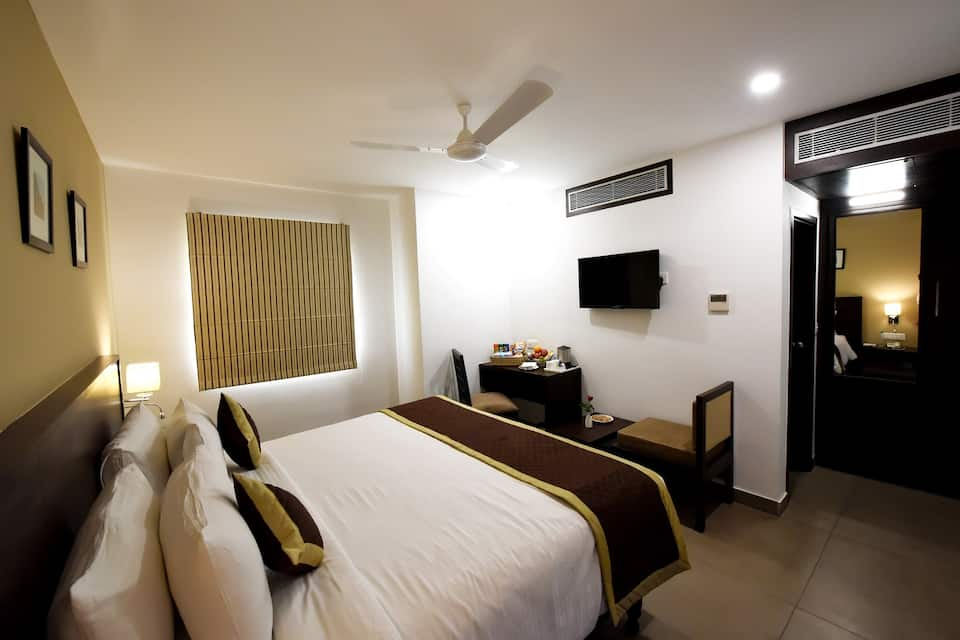 Hotel Gandharva By Peppermint, Station Road, Hotel Gandharva By Peppermint