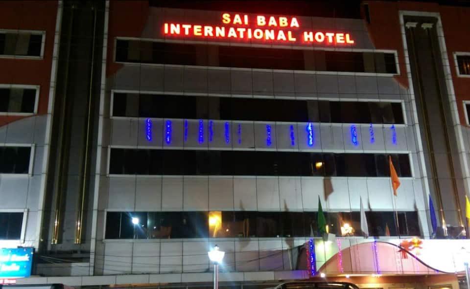 Saibaba International Hotel, Near Temple, Saibaba International Hotel
